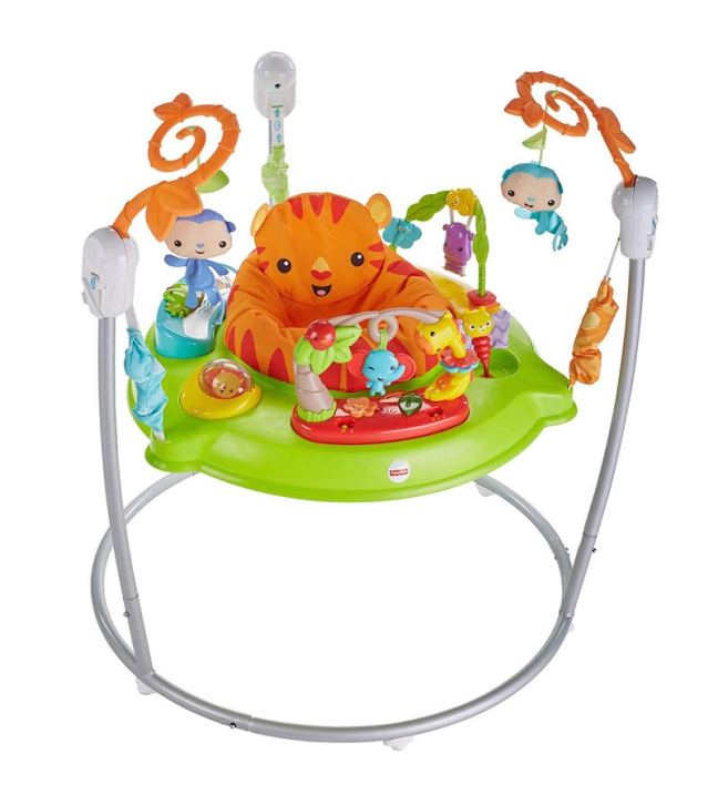 Baby's First Christmas Gift Guide. A fisher-price Jumoeroo