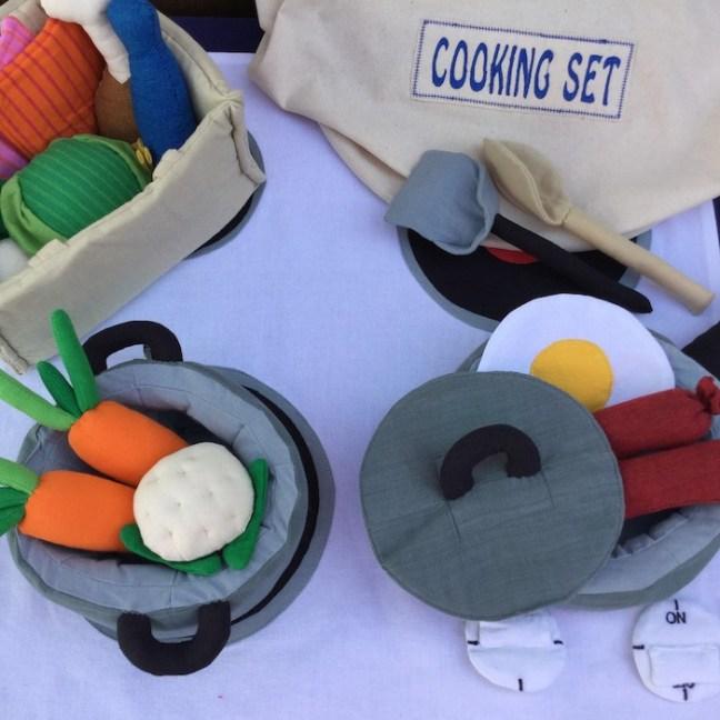 Weaving Hope Cooking Play Set