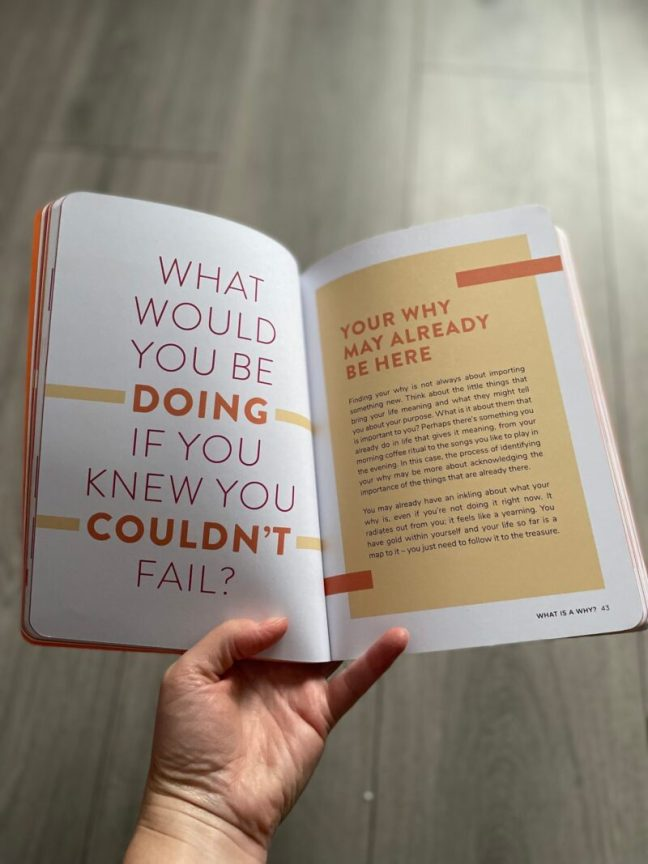 Book Review - Find Your Why - Joanne Mallon