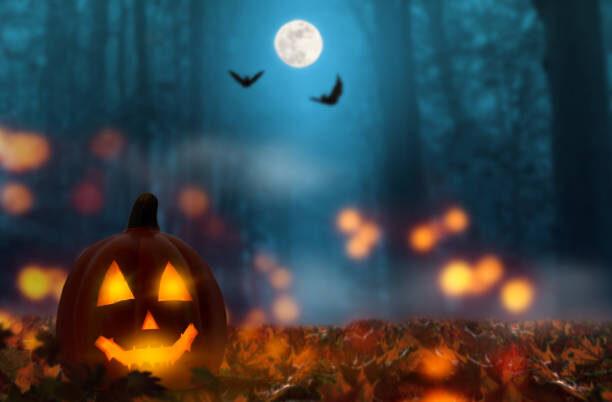 Exton Village Halloween Walk