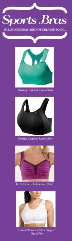 all sports bras