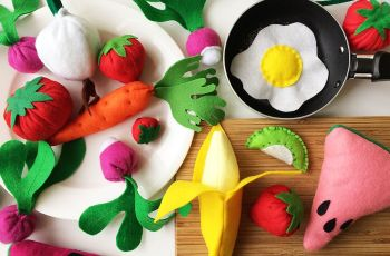 Filca Puncis: Spēļu ēdiens