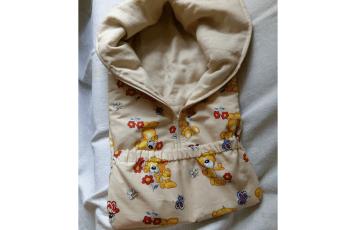 Bē-Bē Segas un Spilveni: Kokons mazulim