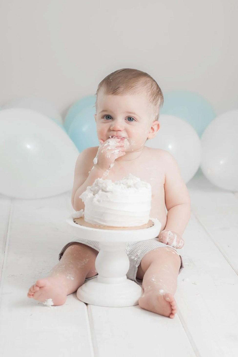 Cake Smash | ONE year | Hudson, OH Photography