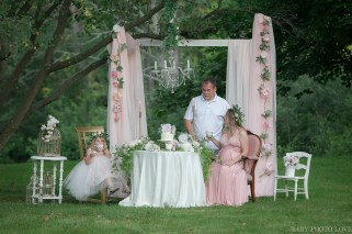 Tea Party Styled Session