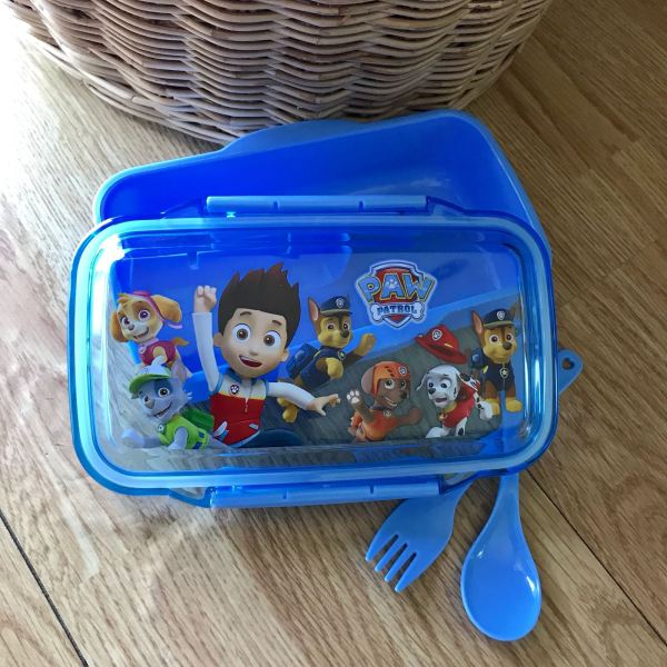 กล่องอาหาร Paw Patrol Lunch Box
