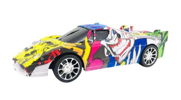 Remote Control Joker Car