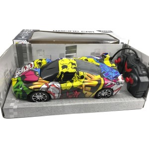Remote Control Joker Car