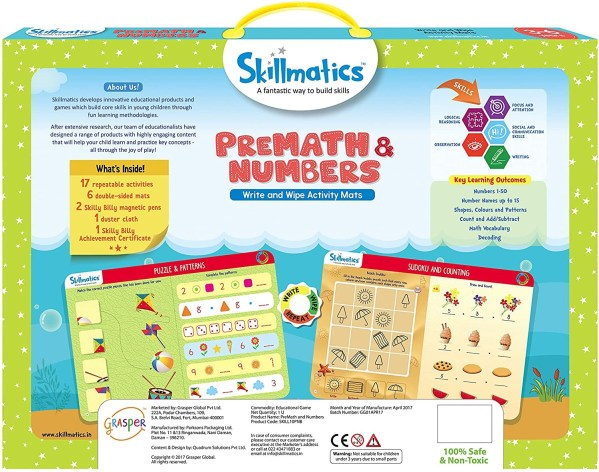 Premath and Numbers