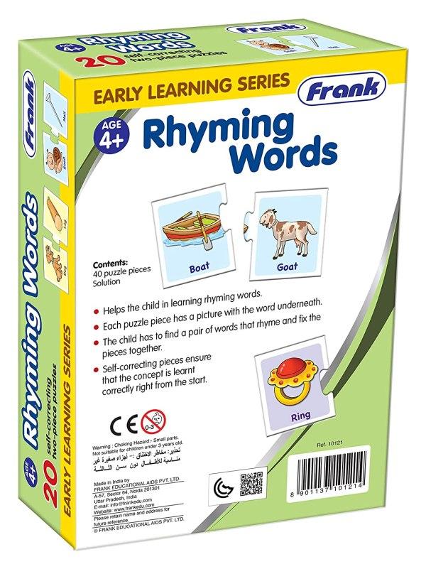 Rhyming Words