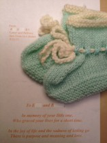 baby booties private