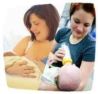 breast feeding vs formula milk
