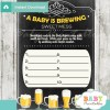 baby is brewing themed Baby Shower Game What's That Sweet Mess Dirty Diaper Shower Game