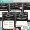 printable tea party baby shower fun games ideas