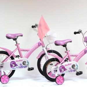 "Dečiji bicikl 16"" Nina Roze"