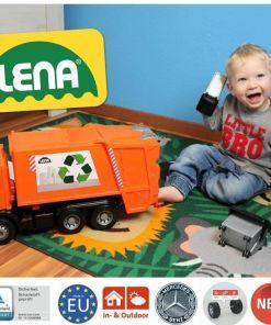 Kamion djubretarac mercedes Lena