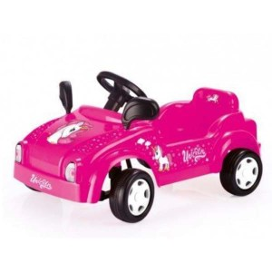 Auto na pedale Unicorn