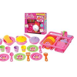 Barbie set sa sudovima