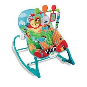 Ležaljka za bebe sa muzikom i vibracijom do 18kg