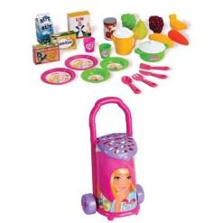 Barbi set za namirnice
