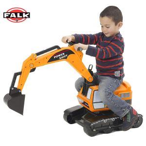 Bager Guralica Falk Toys