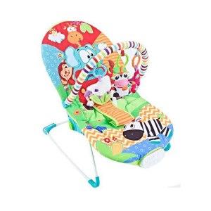 Ležaljka za bebe sa muzikom i vibracijom