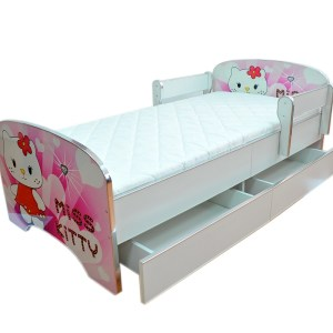 Dečji krevet sa fiokom model 803
