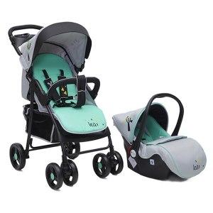 Kolica za bebe Lea 3u1