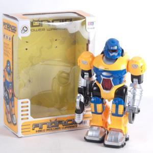 Robot pucač sa zvukom i svetlom