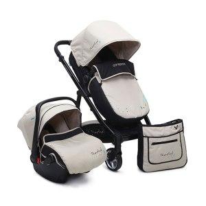 Kolica za bebe Rachel 3u1