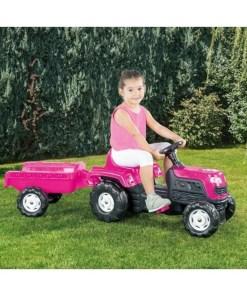 Veliki traktor na pedale unicorn
