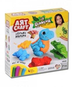 Plastelin za igru Dinosaurusi