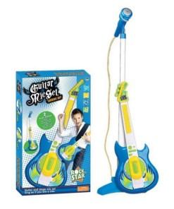 Rock Star Gitara i Mikrofon 737678