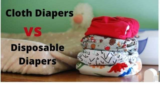 Cloth Diapers Vs Disposable