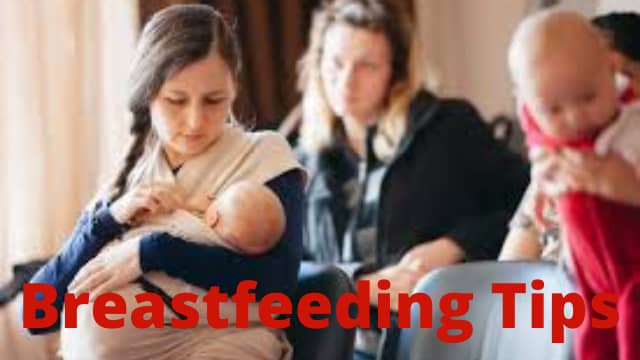 Best Breastfeeding Tips For First-Time Moms