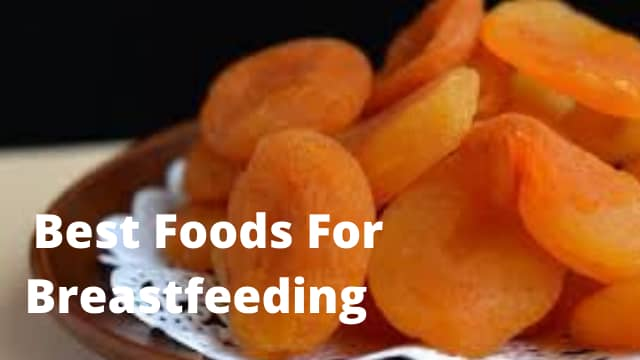 Apricots Best Foods For Breastfeeding