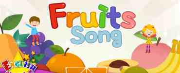 Fruits Song