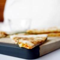 Mexikanische Quesadillas zum Mittag - ganz einfach gemacht