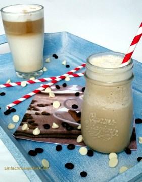 White Chocolate Mokka Mix