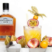 Drinks outside the Box #3 - Whiskey Sour Summer Cocktail mit JACK DANIEL´S Gentlemen Jack und ein tolles Gewinnspiel