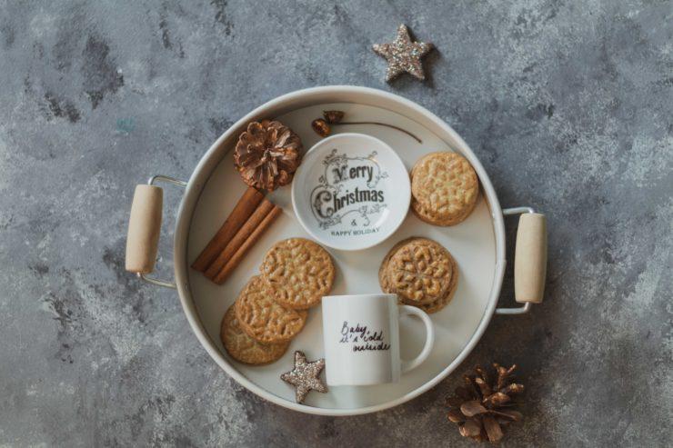 Schwedische Zimtplätzchen // Swedish Cinnamon Christmas Cookies by https://babyrockmyday.com/schwedische-zimtplaetzchen/