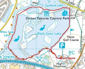 Dinton Pastures Buggy Loop