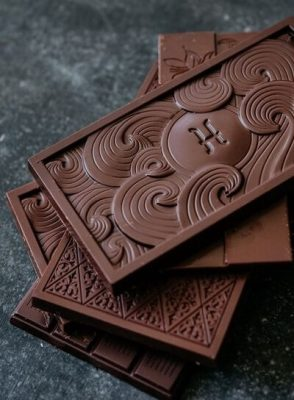 marcas de chocolate packaging