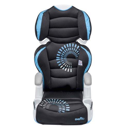 Evenflo Big Kid AMP Booster Car Seat, Sprocket