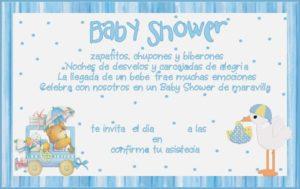 Frases Bonitas Para Baby Shower Niño Free Printable Model