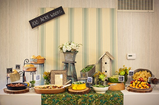 Winnie The Pooh Baby Shower Baby Shower Ideas Themes