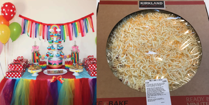 How to throw a totally kickass bday party without doing jack shit