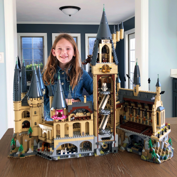 LEGO-Harry-Potter-Castle