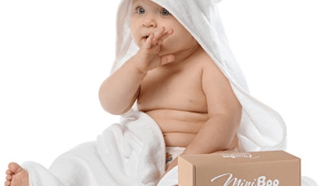 Miniboo Hooded Baby Towel – Review