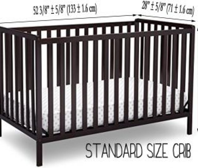 Best Cribs For Short Moms Petite Moms Standard Crib Dimensions